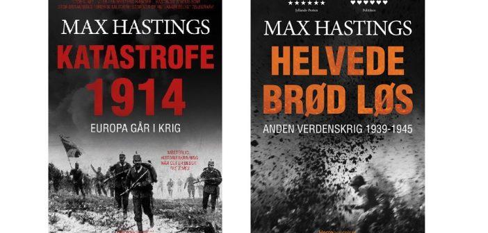 Juletilbud: Krigsbøger til halv pris