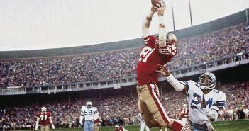 The Catch - begyndelsen på 80'ernes 49ers-dynasti.